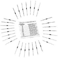 Directed Installation Essentials 654T Resistor 44-Piece Multipack