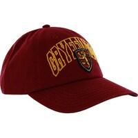 d7c681594ffd8 Shop Harry Potter Gryffindor House Oxford Snapback Hat Cap - Free ...