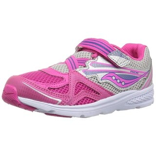 Saucony Baby Ride Running Shoes (Toddler/Little Kid) - 4 w us toddler