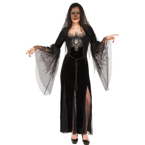 Womens Mourning Maiden Costume size Standard 10-14 - Standard (10-14)