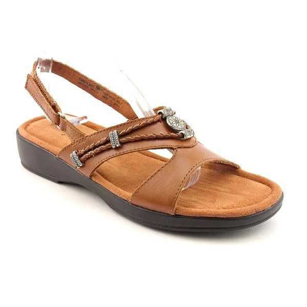 Minnetonka Silvie Women Nutmeg Sandals