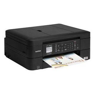Brother International Mfc-J485dw Color Inkjet Aio