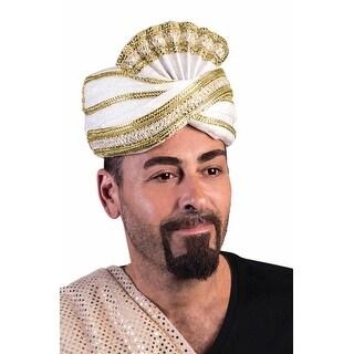 Forum Novelties White Sultan Hat