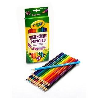 Crayola Watercolor Pencils 24 Color