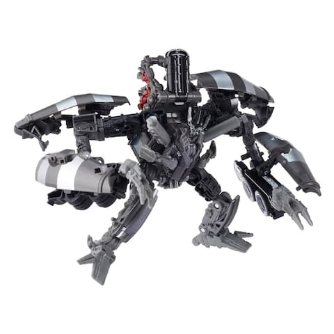 Transformers Toys Studio Series 53 Voyager Class Revenge Of The Fallen Constructicon Mixmaster Action Figure, 6.5-Inch