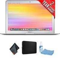 "Apple 13.3"" MacBook Air (Mid 2017, Silver) Bundle"