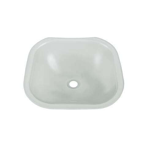 "DecoLav 1139U 18-1/2"" Undermount Bathroom Sink"