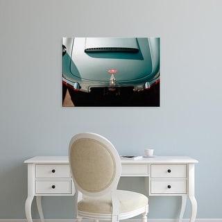 Easy Art Prints Miva Stock's 'A Whale Fluke' Premium Canvas Art