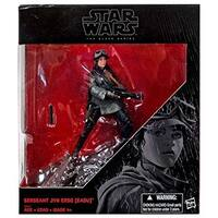 Disney Star Wars The Black Series Sergeant Jyn Erso EADU Action Figure - multi