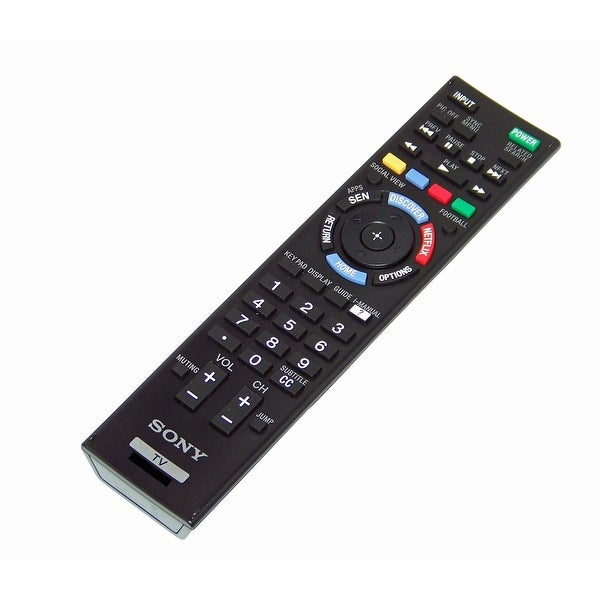 NEW OEM Sony Remote Control Originally Shipped With KDL48W600B, KDL-48W600B