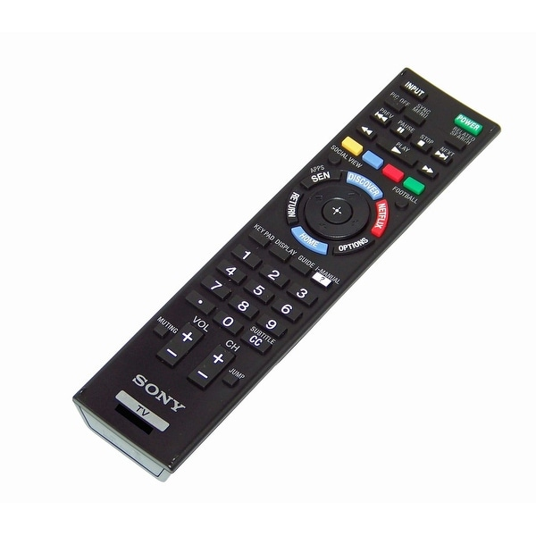 NEW OEM Sony Remote Control Originally Shipped With XBR55X800B, XBR-55X800B