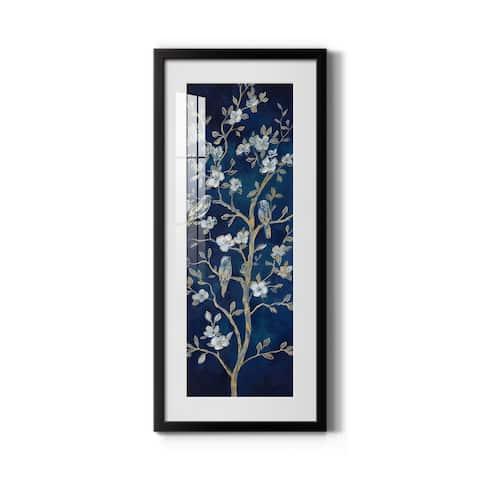 Indigo Spring II-Premium Gallery Framed Print