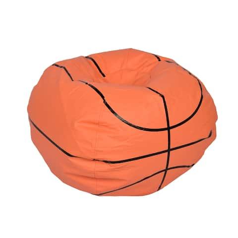 Ace Casual 96-inch Vinyl Sports Bean Bag Chair