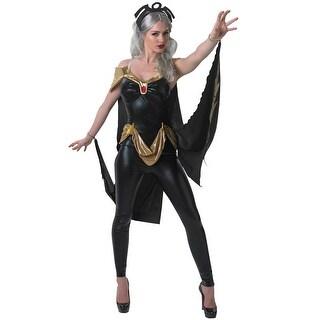 Rubies Storm Adult Costume - Black
