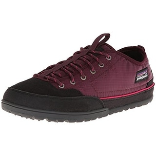 Patagonia Womens Activist Canvas Colorblock Fashion Sneakers