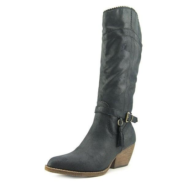 XOXO Dipmay Women Black Boots