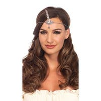Silver Unicorn Horn Headband, Unicorn Headband - One Size Fits most