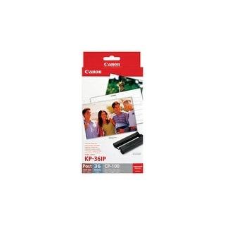 Canon 7737A001 KP 36IP Print Cartridge & Paper Kit