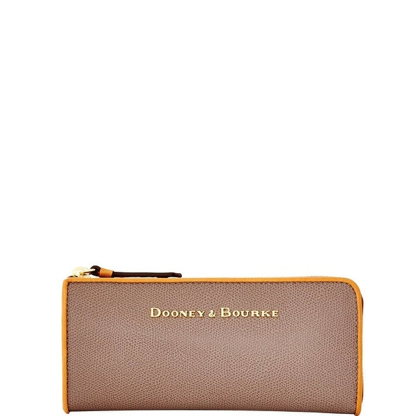 Dooney & Bourke Claremont Zip Clutch (Introduced by Dooney & Bourke at $158 in Dec 2014)