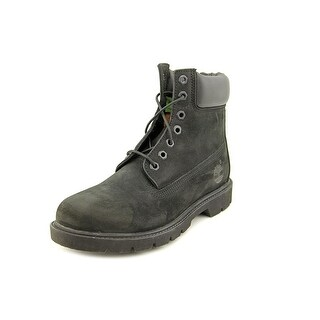 Timberland 6-inch Basic BT Round Toe Leather Work Boot