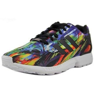 Adidas Zx Flux Men Round Toe Synthetic Multi Color Sneakers