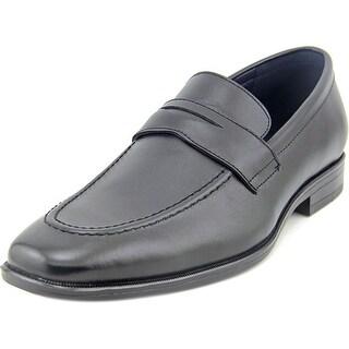 Joseph Abboud Kenton Men Apron Toe Leather Loafer