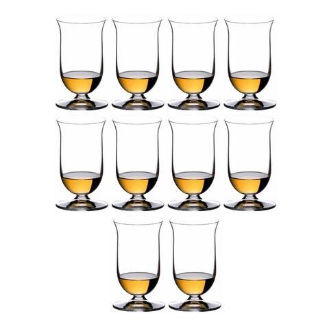 Riedel Vinum Single Malt Whisky Glasses (10-Pack) - 133mm