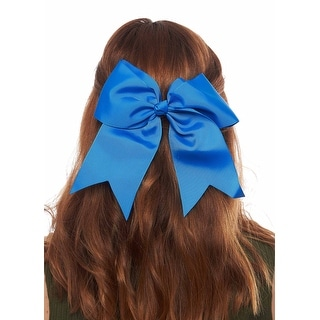 It's a Girl Thing Extra Large Grosgrain Hair Bow with Tails