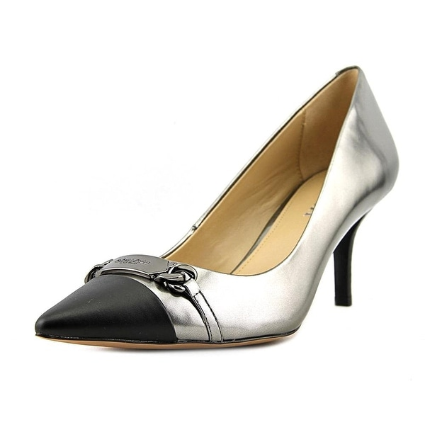Coach Womens Lauri Pointed Toe Classic Pumps