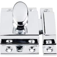 Top Knobs M1780 Additions Collection 2 Inch Polished Chrome Cabinet Latch