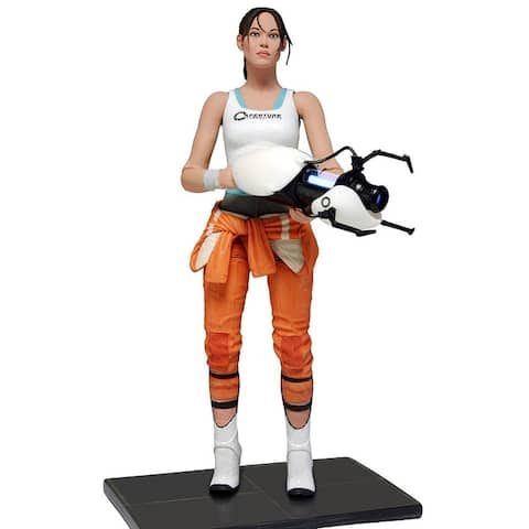 Portal Chell 7-Inch Scale Action Figure - Multi