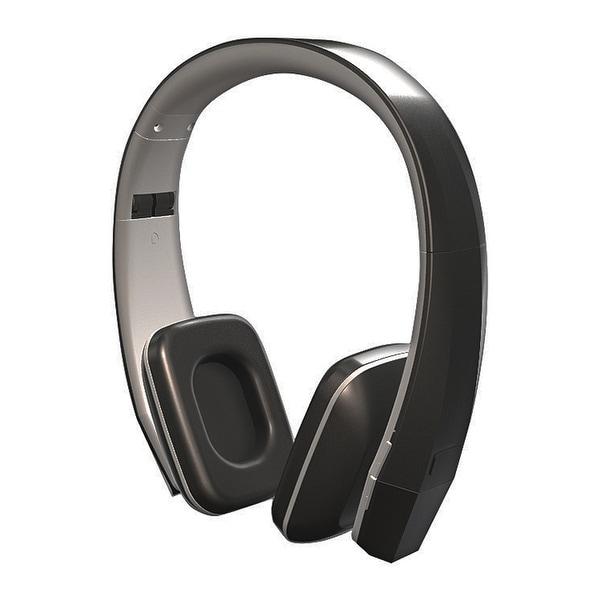Power Acoustik 1 Ch. IR Headphone Black