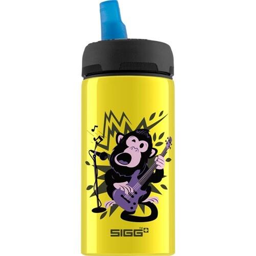 Sigg Water Bottle - Cuipo Rainforest Rocker - .4 Liters Water Bottles