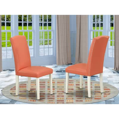 East West Parsons (Set of 2) Dining Chair   Item# 11694