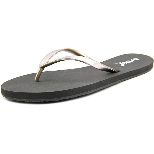 Reef Stargazer Shine Women Open Toe Synthetic Flip Flop Sandal