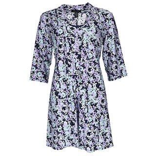 Rene Rofe Women's Plus Size Gown and Robe Pajama Set