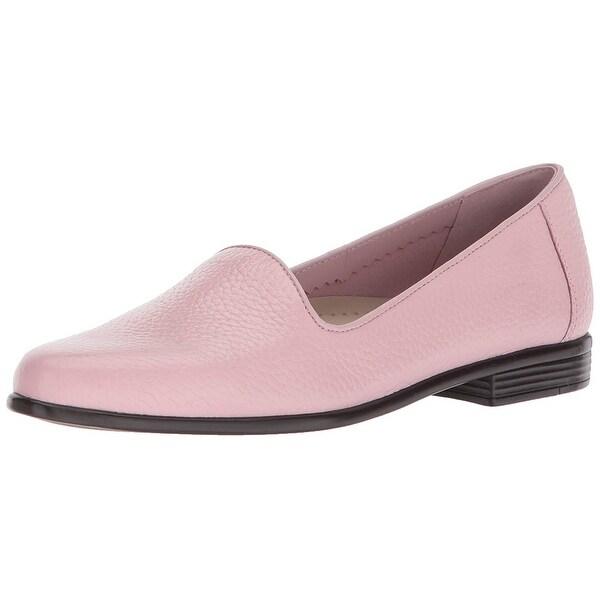 c88c08eab67 Shop Trotters Womens Liz Leather Closed Toe Ballet Flats - Free ...