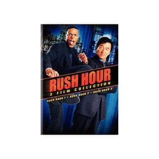 RUSH HOUR 1-3 (DVD/3FE)