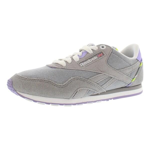 Shoes Slim Free Shop Jacquard Classic Reebok Women's Nylon QdxthCsr