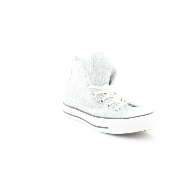 Converse Sparkle Knit Women's Athletic Ctas Sparkle Knit hi / Black White