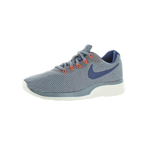 Shop Nike Womens Tanjun Racer Running Shoes Breathable Trainers ... d7a9e1535ac6
