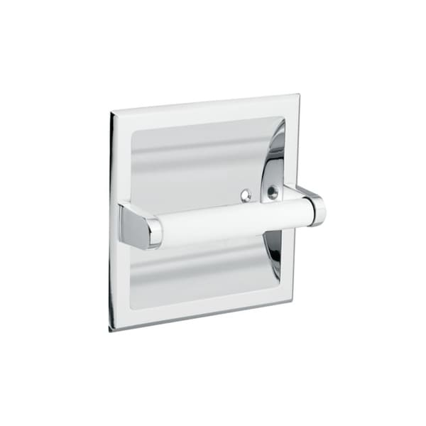 Shop Moen 1576 Recessed Toilet Paper Holder From The Donner