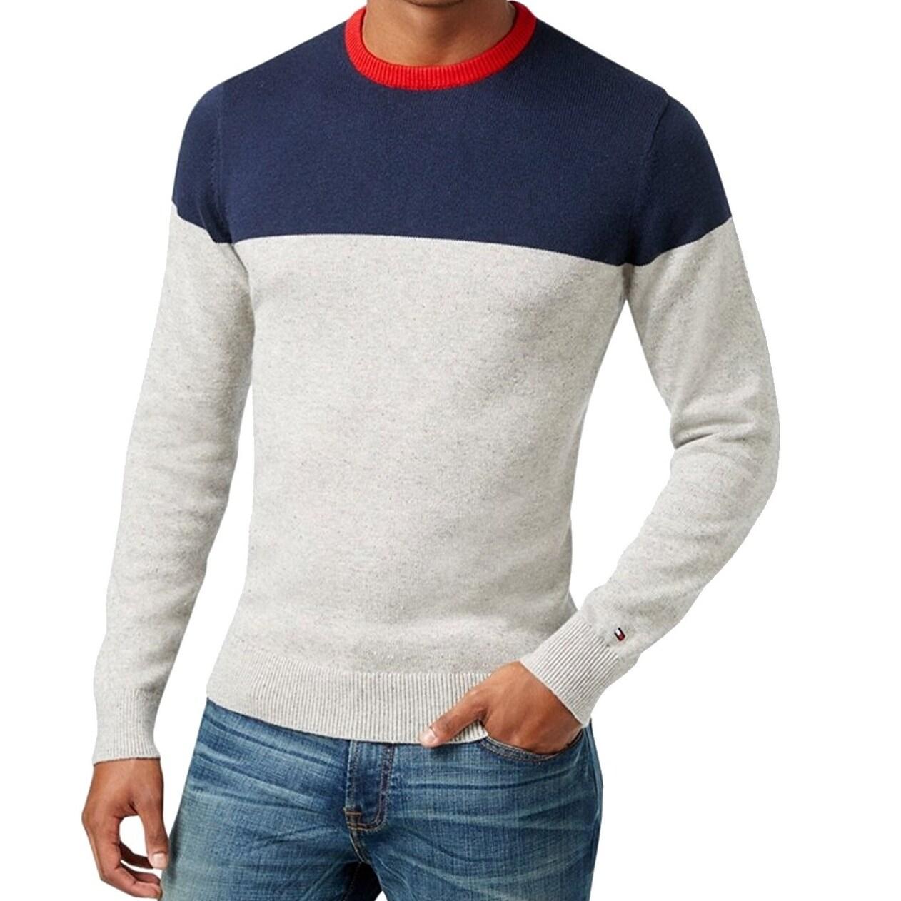 Baumwolle T-Shirt Tommy Hilfiger Damen Langarm T-Shirt Alle Großen