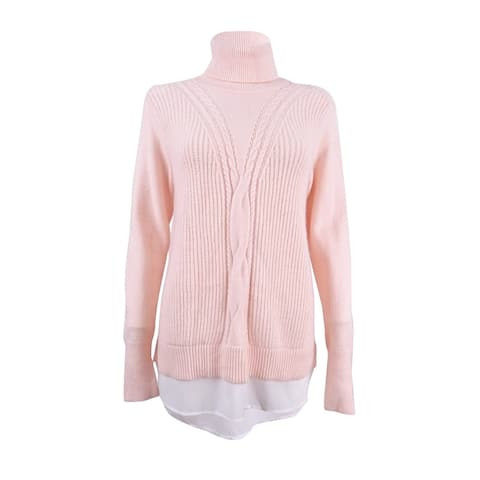Tommy Hilfiger Women's Layered-Look Sweater