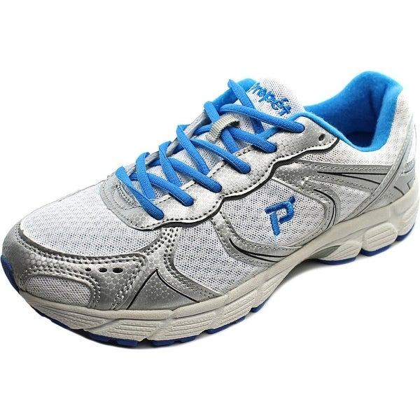 Propet XV550 Women N/S Round Toe Synthetic White Running Shoe