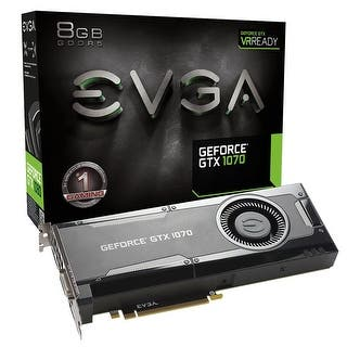 Evga Geforce Gtx 1070 Gaming, 8Gb Gddr5, Dx12 Osd Support (Pxoc) Graphics Card 08G-P4-5170-Kr|https://ak1.ostkcdn.com/images/products/is/images/direct/c786701ba82768eccbb00bfe4a9a1ec73715ac5a/Evga-Geforce-Gtx-1070-Gaming%2C-8Gb-Gddr5%2C-Dx12-Osd-Support-%28Pxoc%29-Graphics-Card-08G-P4-5170-Kr.jpg?impolicy=medium