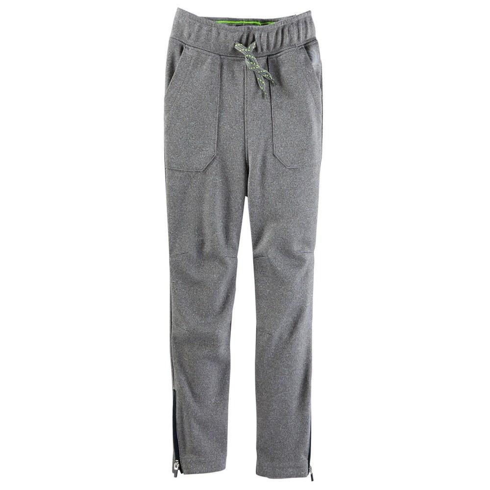 9 Months OshKosh BGosh Baby Boys Gray Mesh Active Pants