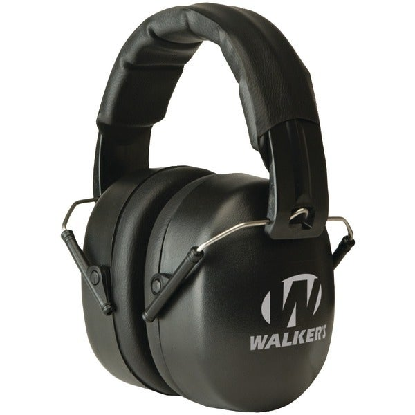 Walkers Game Ear Gwp-Exfm3 Ext Folding Range Muff