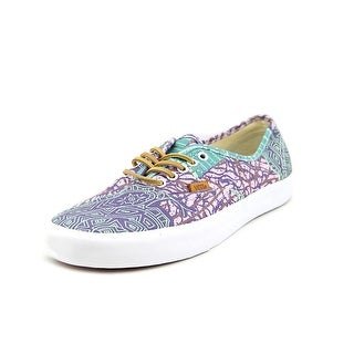 Vans Authentic CA Round Toe Canvas Sneakers