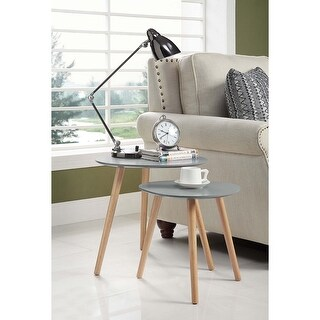 Link to Carson Carrington Odda Nesting End Table Set Similar Items in Living Room Furniture